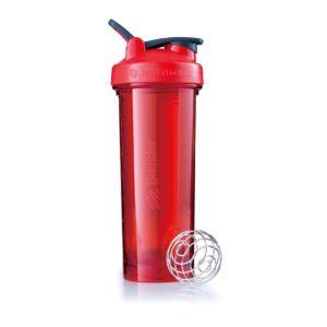 [Blender Bottle] Pro32大容量搖搖杯(940ml/32oz)-粉焰橘
