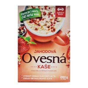 [捷克Semix ]草莓燕麥粥(260g/盒/4包)