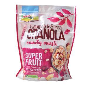 [即期品] [捷克 BONAVITA] 超級莓果酥脆穀物(500g/袋) {效期: 2019-04-18}
