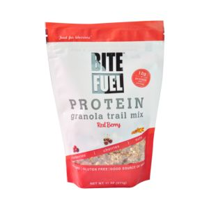 [美國BITE FUEL] BITE FUEL紅莓堅果蛋白麥片 (311g)