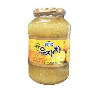 [韓太] 韓國黃金蜂蜜柚子茶 (1KG)