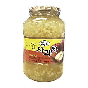 [韓太] 韓國黃金蜂蜜蘋果茶 (1KG)