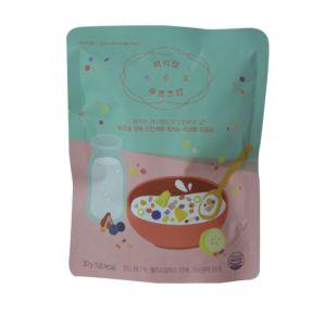 [韓國 Egnis Inc.] 米食堂POP麥片-水果