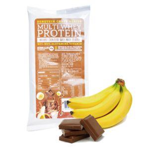 [韓國 The BeneFood] 綜合乳清蛋白-香蕉巧克力 (60g/包)