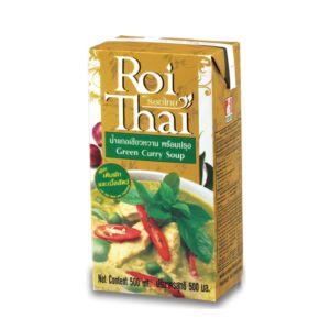 [泰國 Roi Thai] 泰式綠咖哩 (500ml/罐)