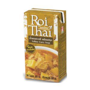 [泰國 Roi Thai] 泰式黃咖哩 (500ml/罐)