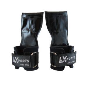 [Lexports] 重訓健身拉力帶 Power Gripps Fit(女)-黑色