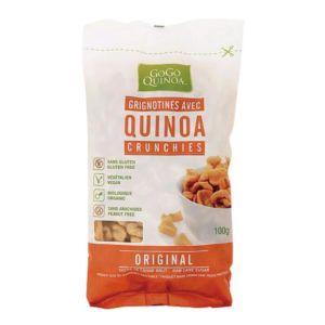 [Gogo Quinoa] 有機原味米藜麥片 (100g/包)