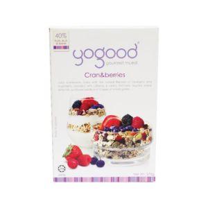 [Yogood優纖] 莓果饗宴!綜合莓果燕麥片 (370g盒)