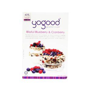 [Yogood優纖] 藍莓蔓越莓燕麥片(360g盒)
