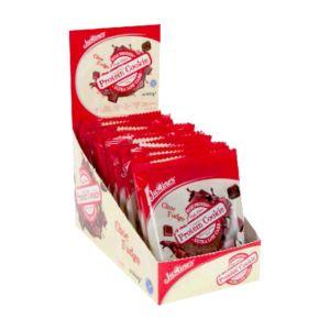 [紐西蘭 Justine's] 蛋白餅乾-雙倍巧克力(12個/盒)
