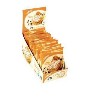 [紐西蘭 Justine's] 蛋白餅乾-花生奶油巧克力(12個/盒)