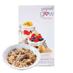 [即期品] [Yogood優纖] 野莓奇亞子燕麥片(350g盒)