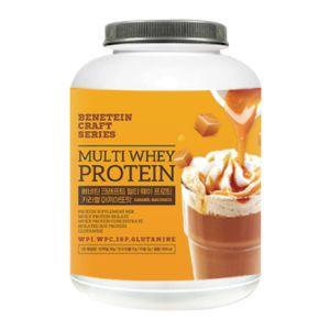 [The BeneFood] Benetein綜合乳清蛋白-焦糖瑪奇朵 (2.27kg/罐)