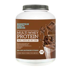 [The BeneFood] Benetein綜合乳清蛋白-巧克力 (2.27kg/罐)