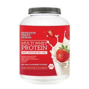 [The BeneFood] Benetein綜合乳清蛋白-草莓 (2.27kg/罐) {效期: 2019-08-03}