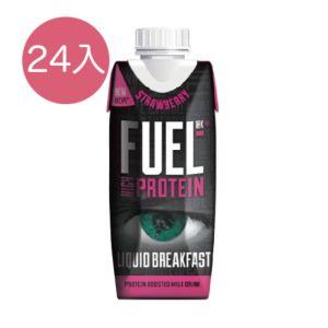 [英國 FUEL 10K] 草莓能量飲 (330ml)(24入)