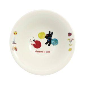 [Gaspard et Lisa 麗莎和卡斯柏] 麥片碗 (氣球/400ml/日本製)