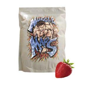 [戰神 Mars] 濃縮乳清- 草莓(2.1kg/袋)