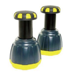 [Muscle Bomb] 反重力伏地挺身健身器-黃(使用者體重建議:小於75kg)