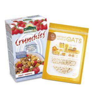 [義大利Venosta] 覆盆莓優格穀物 (375g/盒)