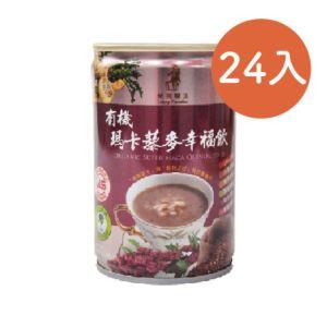 [光茵樂活] 有機瑪卡藜麥幸福飲24入箱裝