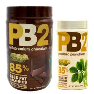 [PB2] 大粉狀可可花生醬+小粉狀花生醬 (各一罐)