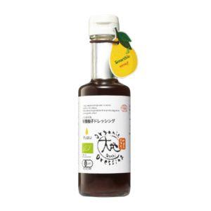 [大地] 日本有機柚子和風醬 (175ml/瓶)