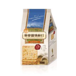 [旅人食光] 藜麥鹽情蘇打