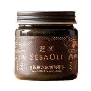 [芝初] 楓糖芝麻麵包醬 (170g/罐)