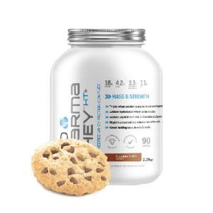 [英國 PhD Nutrition] 乳清蛋白粉-巧克力餅乾(2.25Kg/罐)