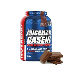 [捷克 Nutrend] 極致酪蛋白-巧克力黑可可(2.25kg/罐)