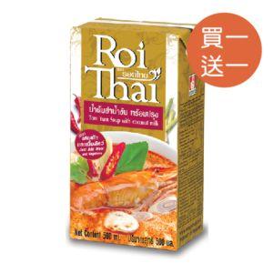 [泰國 Roi Thai] 泰式酸辣海鮮濃湯 (500ml/罐)