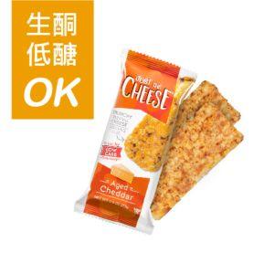[美國 Just the Cheese] 熟成切達起斯起司脆餅