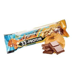 [德國 Z-Konzept] 33%酥脆蛋白棒-牛奶巧克力花生醬風味(50g*24條/盒)