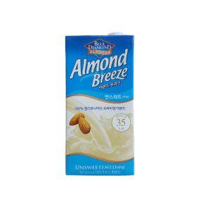 [韓國 Almond Breeze] 無糖杏仁奶(950ml/罐) {效期: 2019-03-19}