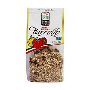 [義大利Poggio del farro]  義大利甜椒麥飯(198g/包)(3人份)