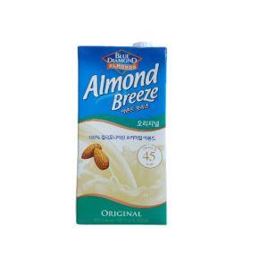 [韓國 Almond Breeze] 原味杏仁奶(950ml/罐)