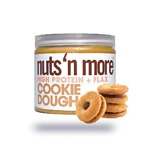 [美國 Nuts' n More] 巧克力夾心餅乾風味高蛋白花生醬(454g/罐)