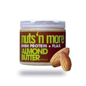 [美國 Nuts' n More] 香濃杏仁醬(454g/罐)
