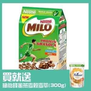 [雀巢] 美祿燕麥脆穀早餐 (300g/盒)