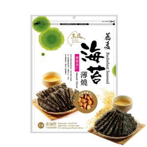 [玉民] 蕎麥海苔燒-杏仁(40g/包)
