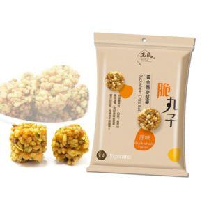 [玉民]蕎麥脆丸子-原味(42g/包)