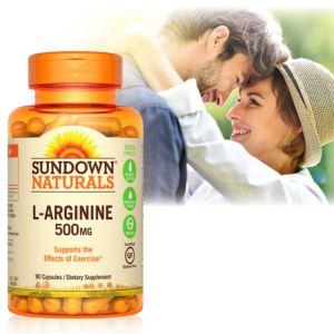 [Sundown 日落恩賜] 特極精胺酸膠囊食品(90粒/瓶)