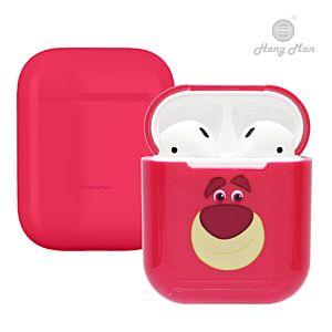 [CAMINO] 迪士尼正版授權 AirPods硬式保護套 玩具總動員 熊抱哥