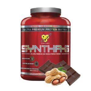 [美國 BSN] Syntha-6乳清蛋白-花生巧克力(5磅/罐)