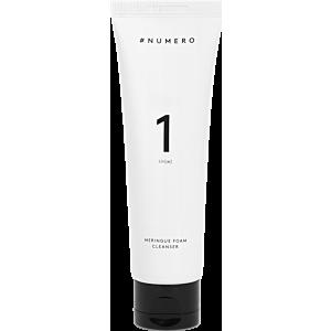 韓國Numero1號雞蛋蜂蜜泡沫營養洗面乳100ML