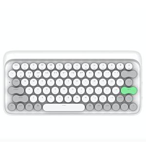[Lofree] 打字機鍵盤 全球限定注音版 - 春/白