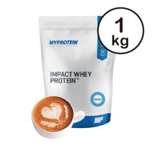 [英國 MyProtein] 濃縮乳清蛋白粉-拿鐵(1kg)