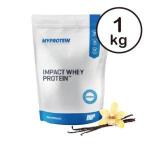 [英國 Myprotein] 濃縮乳清蛋白-天然香草(1kg/袋)